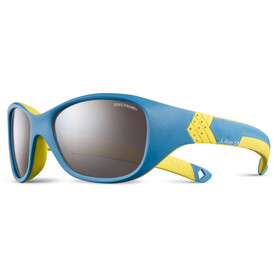 Julbo Solan Spectron 3+ Sunglasses Kids 4-6Y Blue/Yellow-Gray Flash Silver